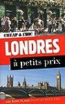 Londres � petits prix
