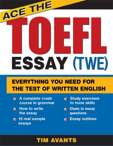 essay in toefl test
