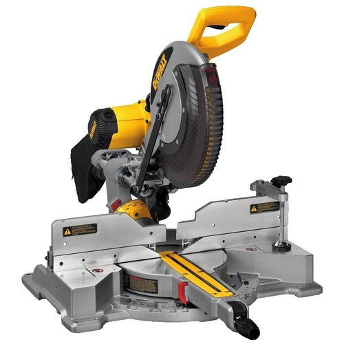 Factory-Reconditioned Dewalt DWS709R 15 Amp 12 in. Slide Compound Miter Saw (Dewalt Slide Miter Saw compare prices)