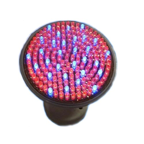 Generic -10W E27 168 Blue+Red Led Plant Grow Light 550Lm Promote The Plant Grow