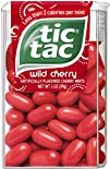 Tic Tac Wild Cherry, 1-Ounce Packages…