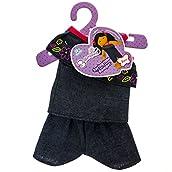 Butterflies™ Denim Romper Doll Outfit