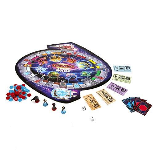 Hasbro B0324 - Monopoly Edición Star Wars