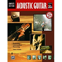Acoustic Guitar: Beginning, Intermediate, Mastering: Complete Edition [Import] available at Amazon for Rs.1554