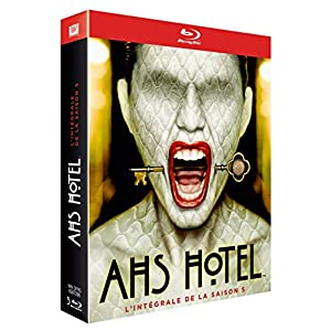 American Horror Story : Hôtel - L'intégrale de la Saison 5 [Blu-ray]