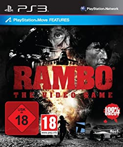 Rambo: The Video Game - 100% uncut - [PlayStation 3]
