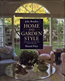 img - for Home and Garden Style: Creating a Unified Look Inside and Out by John Brookes (1996-11-28) book / textbook / text book