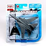 F-14 Tomcat Supersonic Twinjet * Tailwinds * 2011 Maisto Fresh Metal Series Die-Cast Vehicle Collection