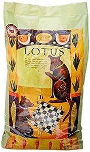 Lotus Dry Senior Dog Food, 25 lb, Chicken