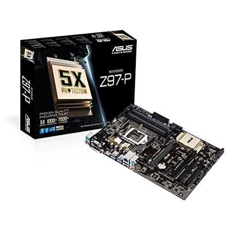 ASUS Z97-P Carte Mère ATX Socket 1150 Intel Z97 Express