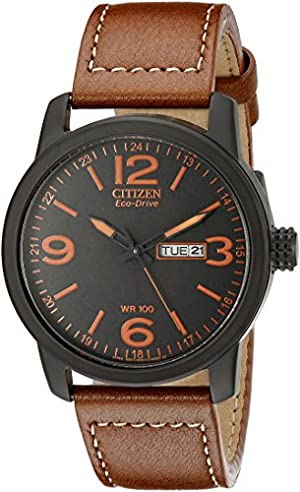 Citizen Eco-Drive Men's BM8475-26E Stainless Steel Watch