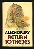 Return to Thebes (0385041993) by Allen Drury