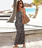 Tonsee-Summer-Women-Fashion-Printed-Tube-Top-Long-Dress