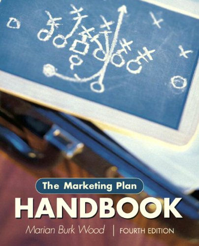 The Marketing Plan Handbook (4th Edition)
