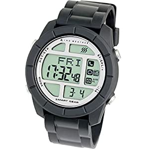 Lad Weather Smart Watch for iphone and Android Digital for Men Sports Running watch
