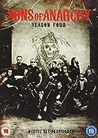 Sons of Anarchy - Season 4 [DVD]