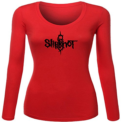 Classic Pop Slipknot For Ladies Womens Long Sleeves Outlet