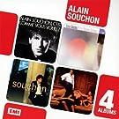 Alain Souchon (Coffret 4 CD)