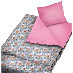 Wildkin Butterflies Sleeping Bag
