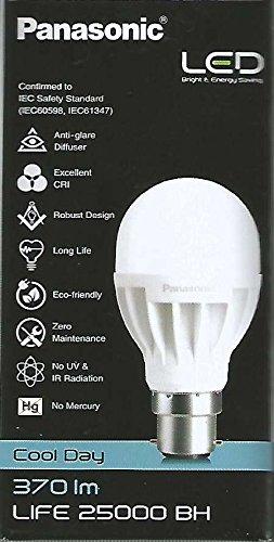Panasonic-5W-LED-Bulb-(White)