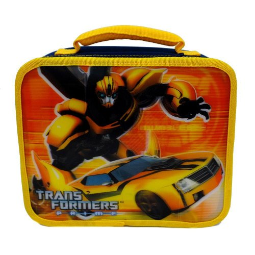 Favorite Characters Lunch Bag (Transformers) - 1