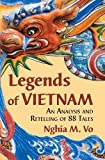 img - for Legends of Vietnam: An Analysis and Retelling of 88 Tales book / textbook / text book