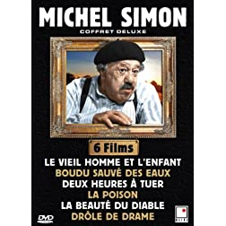 Michel Simon - 6 films (French only)