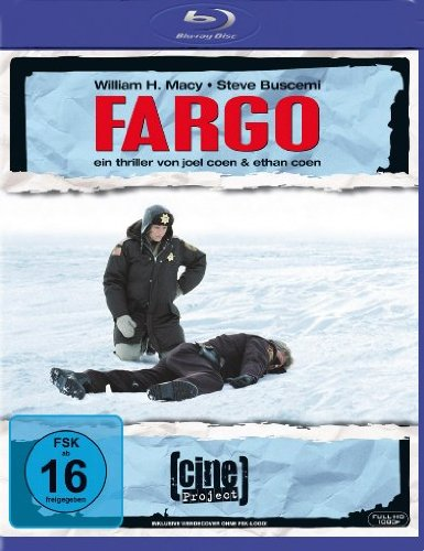 Fargo - Cine Project [Blu-ray]