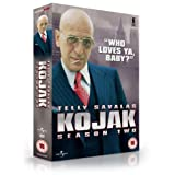 Kojak - Season 2 [DVD]by Telly Savalas