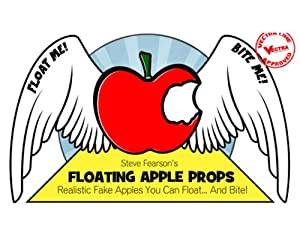 Floating Apple - Prop Only