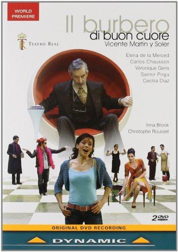 Il Burbero Di Buon Cuore(Rousset)  - Martin y Soler - DVD