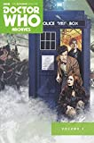 img - for Doctor Who: The Eleventh Doctor Archives Omnibus: Volume One book / textbook / text book