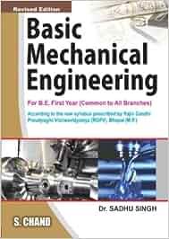 basic mechanical engineering book pdf