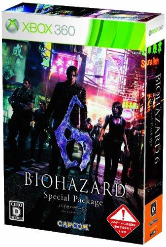 【ゲーム 買取】BIOHAZARD 6 Special Package