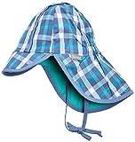 Sterntaler Baby - Jungen Mütze Schirmmütze M. Nackenschutz