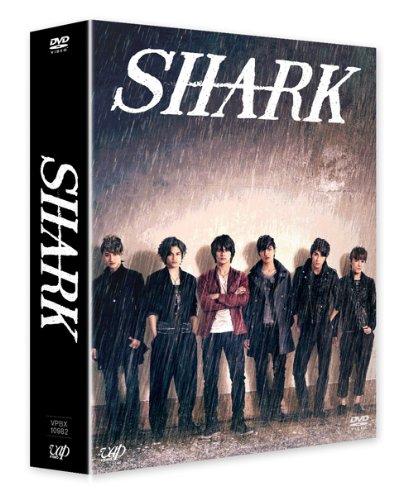 SHARK DVD-BOX(初回限定生産豪華版)の画像