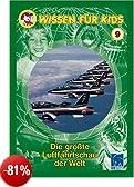 Wissen für Kids 9 - Die grösste Luffahrtschau [Edizione: Germania]