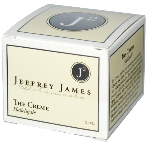 Jeffrey James Botanicals - The Creme All Day & Night Facial Creme - 2 Oz.