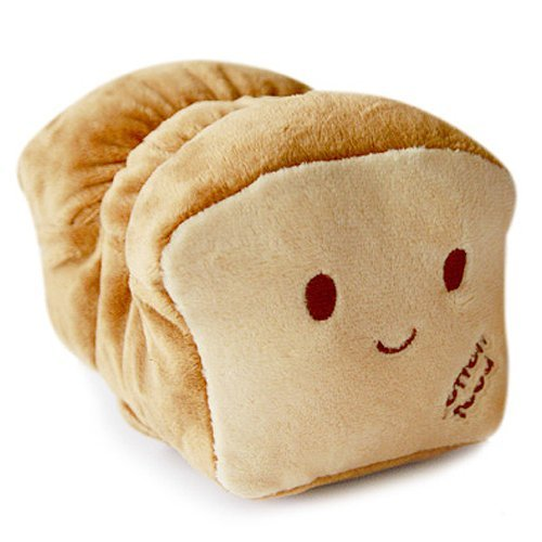 Buy Cheap BREAD 6″, 10″, 15″ Plush Pillow Cushion Doll Toy Gift Home Bed Room Interior Decoration Girl Child Gift Cute Kawaii by Cupid Gift Shop (10 inches)