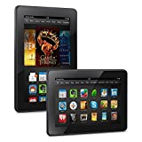 Kindle Fire HDX 7, HDX Display, Wi-Fi, 16 GB - Includes Special Offers (Previous Generation - 3rd)