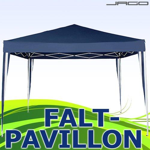 3x3m gartenpavillon faltpavillon zelt pavillon partyzelt. Black Bedroom Furniture Sets. Home Design Ideas