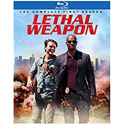 Lethal Weapon: The Complete First Season [Blu-ray]