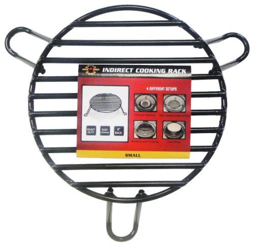 Grill Dome Icr-4000 Indirect Cooking Rack, Small
