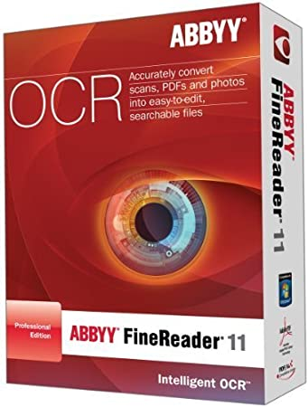 ABBYY FineReader 11 Professional Edition Upgrade
