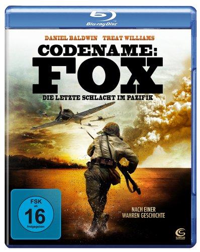 Codename: Fox - Die letzte Schlacht im Pazifik [Blu-ray]