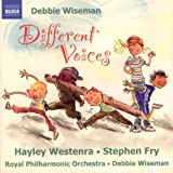 DIFFERENT VOICES/ HAYLEY WESTENRA/ STEPHEN FRY by DEBBIE WISEMAN [Korean Imported] (2008)
