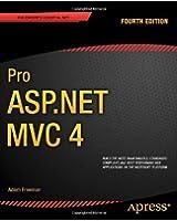 Pro ASP.NET MVC 4 (Professional Apress), Fourth Edition