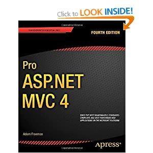 Pro ASP .NET MVC 4 4th Edition (Professional Apress)