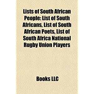 List Of South African Poets | RM.