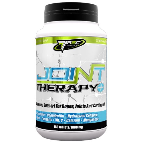 Joint Therapy Plus 90 capsules -- Best Joint Health Supplement with Chondroitine & Glucosamine for Injury & Prevention